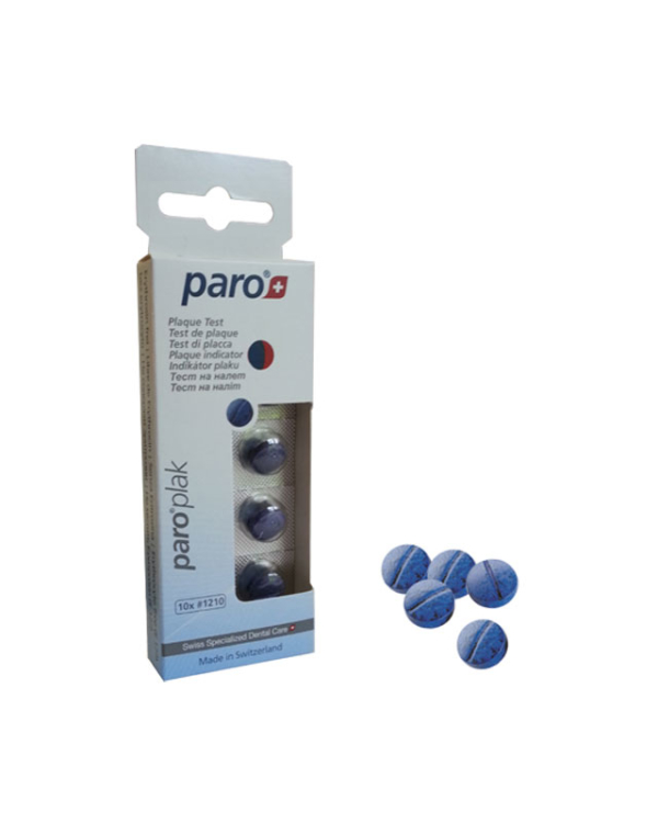Paro 2-Tone Disclosing Tablets