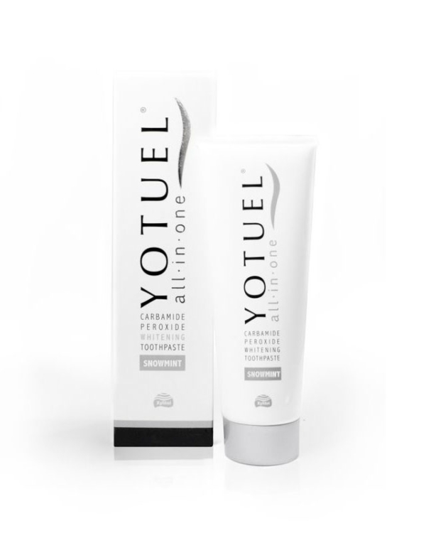 YOTUEL® WHITENING TOOTHPASTE C/PEROXIDE SNOWMINT 75ml