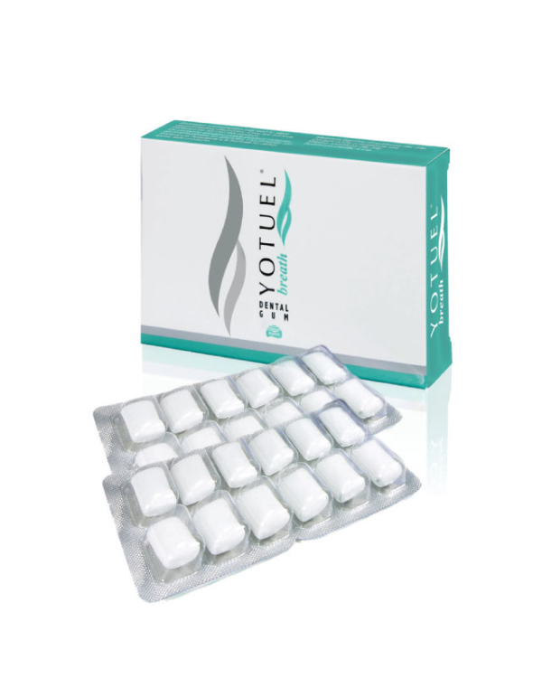YOTUEL® Breath Dental Gum 24 units