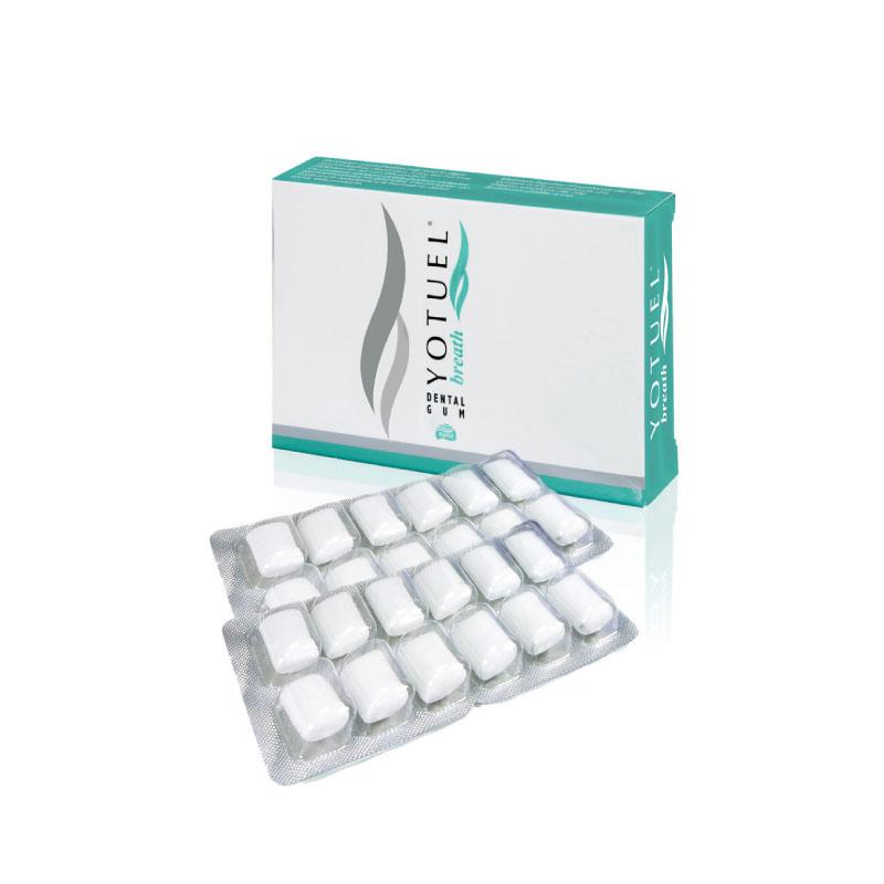 YOTUEL® Breath Dental Gum 24 units
